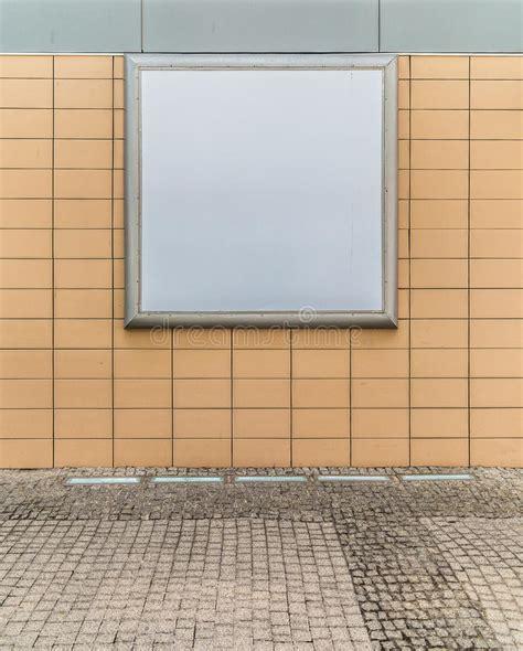 White Square Billboard empty blank square white advertising billboard stock image 723 x 900 · jpeg