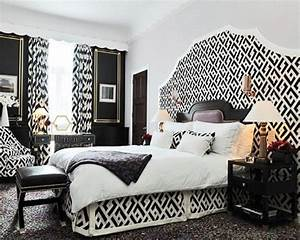 black and white bedroom interior design ideas With black and white bedroom decor