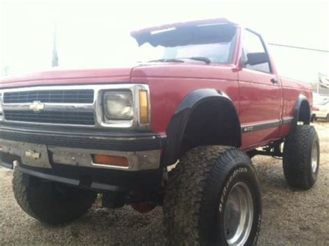 Buy Used 1991 Chevy S10 Custom Super Lift In Oliver