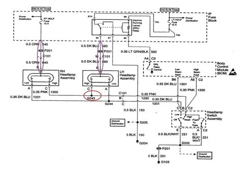 Chevy Cavalier Kes Diagram Wiring Forums