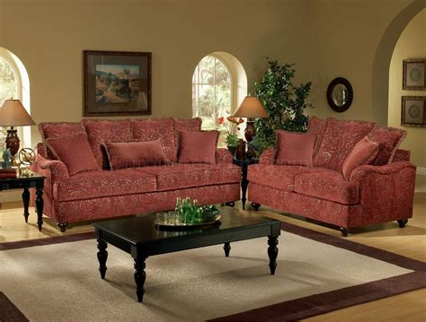 Sofa And Loveseat by Wine Fabric Casual Sofa Loveseat Set W Optional Chair Half
