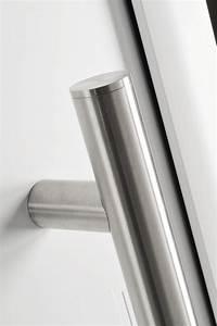 Barre De Porte D Entrée : portes d 39 entr e aluminium liberty swao ~ Premium-room.com Idées de Décoration