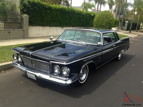 Chrysler Crown Imperial by 1963 Chrysler Imperial Crown Excellent Condition