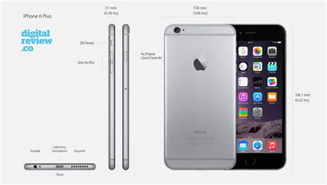 iphone 6 new features iphone 6 plus review specs and features digital review