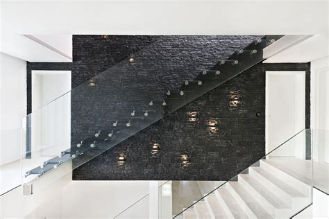 MISTRAL BLACK  Glastreppen von Siller Treppen Architonic