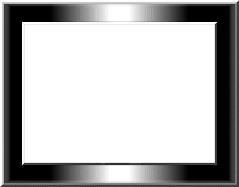 cadre noir et blanc gif anim 233 s pour avid et studio