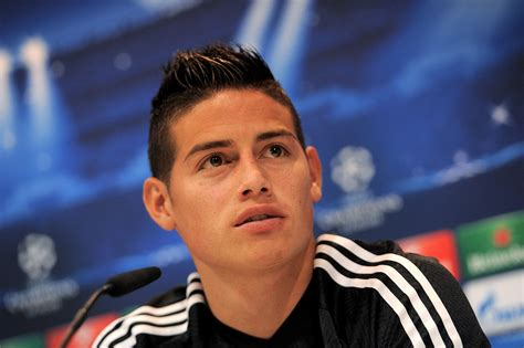 james rodriguez  wallpapers high quality