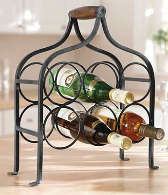 countertop wine rack wrought iron wine rack countertop wrought iron wine rack