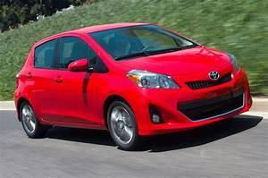2014 Toyota Yaris Gets  60 Price Bump  Adds Standard Drls