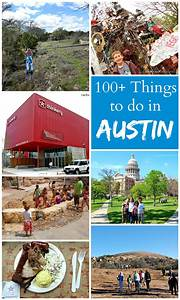 100+ Things to do in Austin, Texas - R We There Yet Mom?