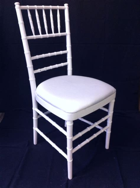 pearl white chiavari chairs we rent atlanta