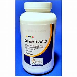 Omega 3 Vitamin D Supplement