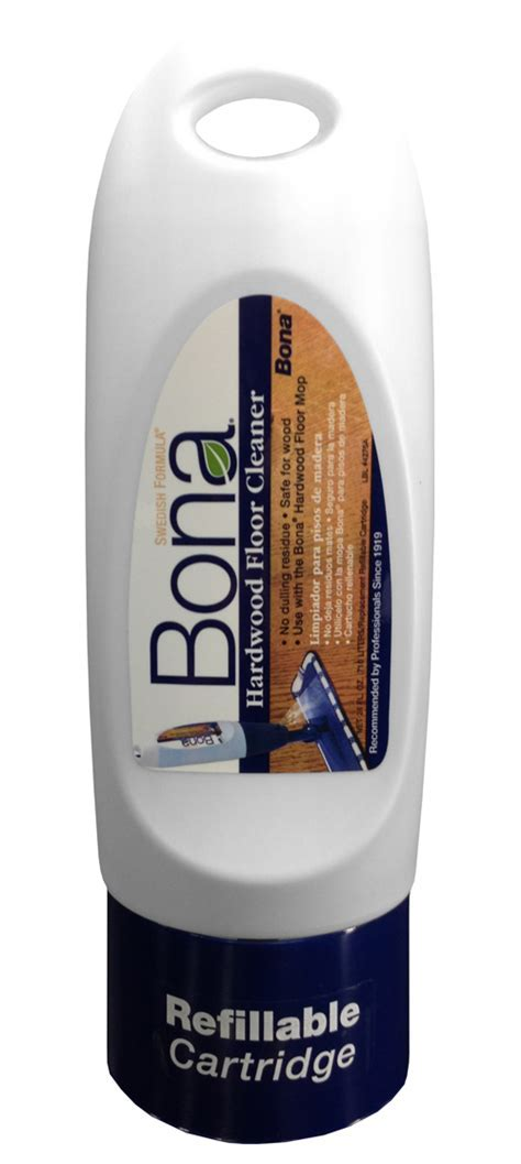 New Bona 24 FL OZ Cartridge Hardwood Floor Cleaner