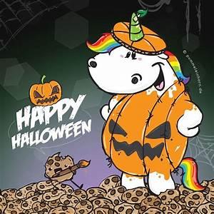Lustige Halloween Sprüche : happy halloween pummeleinhorn pummeleinhorn ~ Frokenaadalensverden.com Haus und Dekorationen