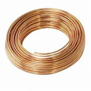 OOK 25 ft. 18-Gauge Copper Hobby Wire-50161 - The Home Depot