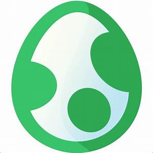 Yoshi's Egg O'Destiny by illdai on DeviantArt