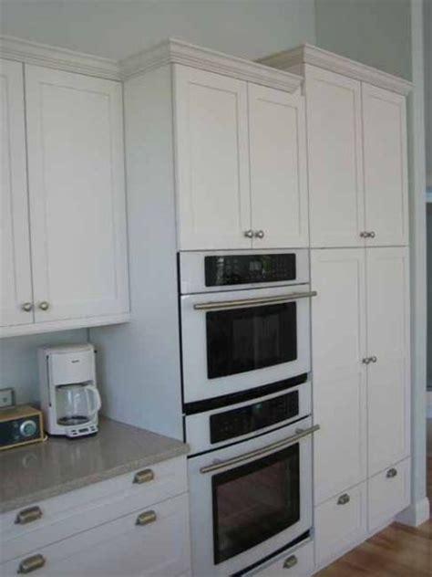 built  appliances  frameless cabinets
