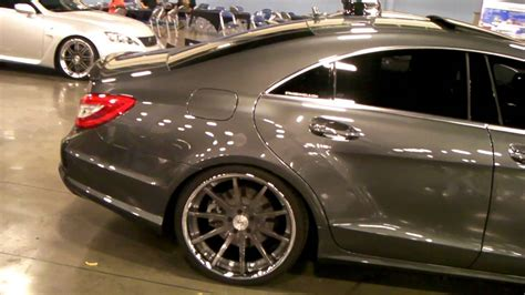 wwwdubsandtirescom mercedes cls  review  strasse