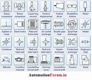 P  U0026 Id Common Symbols  How To Read A P U0026id