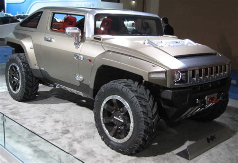 The Mev Hummer Hx, The Electric Mini Hummer (http