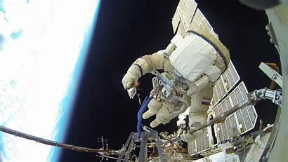 Space Station International Roscosmos Nasa Iss Russian
