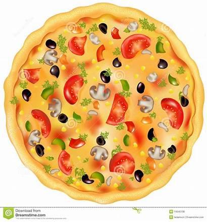 Pizza Vektor Cheese Vettore Stockfotos Lizenzfreie Bild