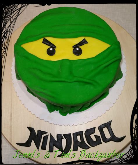 lego ninjago torte innen mit ueberraschung jennis