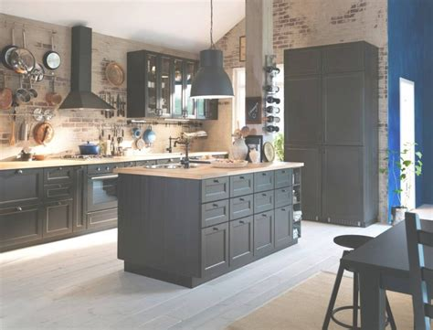 meuble cuisine central meuble central cuisine ilot central bois massif avec