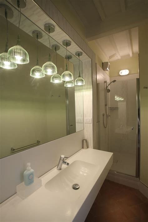 modern pendant lights bathroom modernbathrooms modern