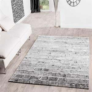 Wohnzimmer Teppiche Günstig : teppiche torino stone optik beige wohnzimmer teppich grau meliert moderne teppiche ~ Whattoseeinmadrid.com Haus und Dekorationen