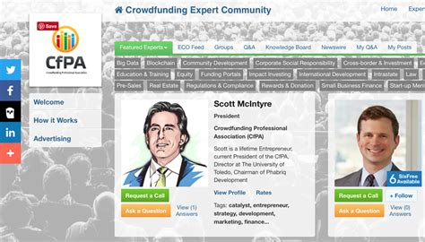 CfPA launches Knowledge-Sharing platform with Brainsy.com ...