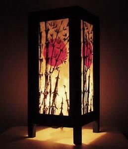 Thai Vintage Handmade Asian Oriental Japanese Bamboo Trees