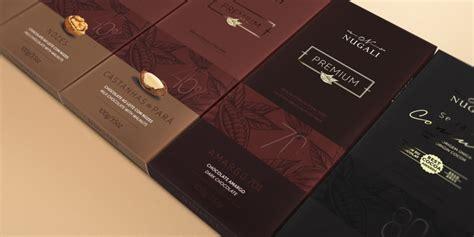 » Nugali premium chocolate bars by FAZdesign