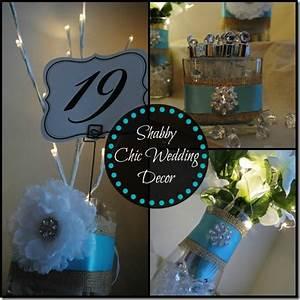 make shabby chic wedding decor dollar store crafts With dollar store wedding ideas