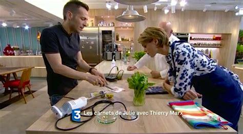 cuisine de julie andrieu rentrée chargée pour julie andrieu sur 3 où