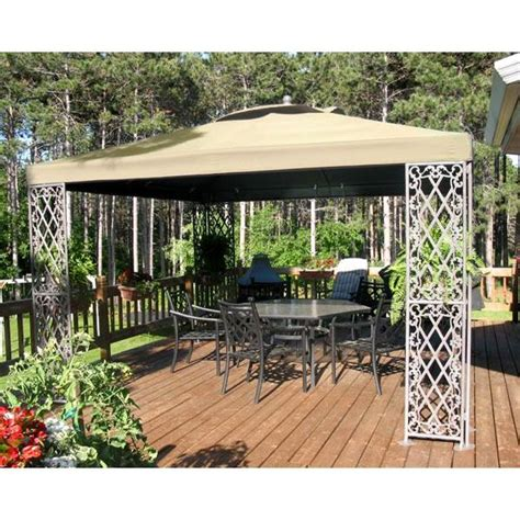 gazebo canopy ideas  pinterest pergola shade