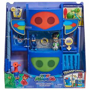 95255- PJ Masks Mission Control HQ- In Package (1) - Just ...