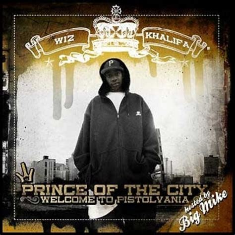 Prince Of The City prince of the city welcome to pistolvania mixtape by wiz