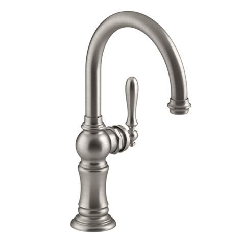 Kohler K 99264 VS Artifacts Single Hole Bar Sink Faucet