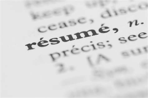 4 tips for writing resumes from scratch careerealism