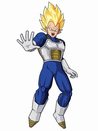 Vegeta Saiyan Ssj Dragon Ball Bebi V2