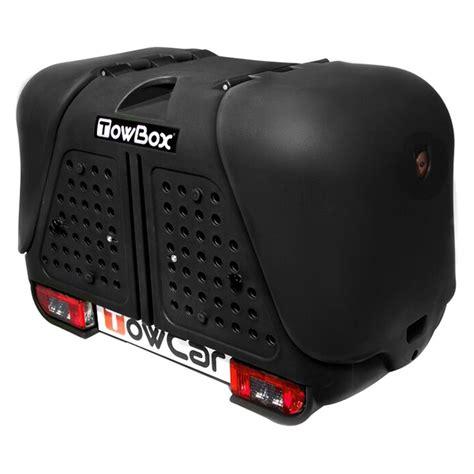 coffre d attelage pour chien towbox v2 black edition deporvillage