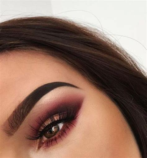 plum smokey eye eye makeup makeup  makeup