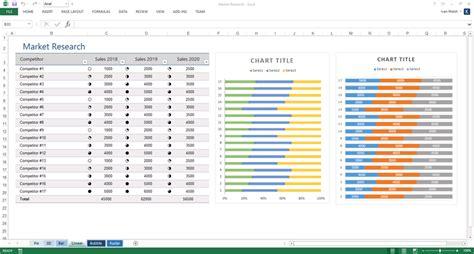 market research tactics tools templates
