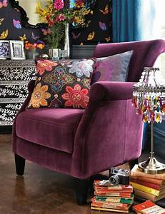stunning deco salon moderne violet ideas design trends With canapé violet