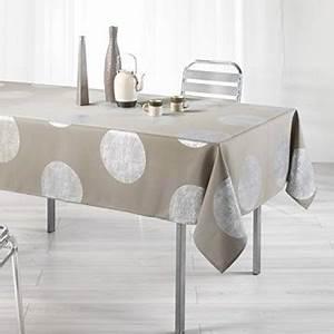 Nappe Table Rectangulaire : nappe rectangulaire nappe anti tache nappe polyesters ~ Teatrodelosmanantiales.com Idées de Décoration