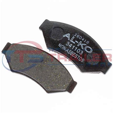 hydraulic disc brake caliper pads pk  trailer shop