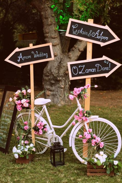 100 Awesome And Romantic Bicycle Wedding Ideas Page 2 Hi