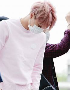 #kai looks rly cute in baby pink | EXO | Pinterest | Posts ...