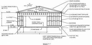 Need Help For 20 U0026 39 X30 U0026 39  Garage Framing Plan